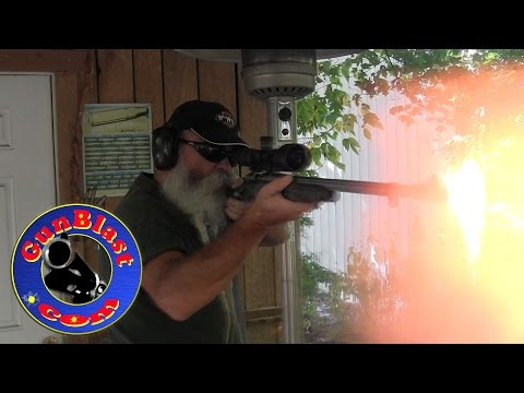 "Shooting the Remington Model 700 ""Ultimate Muzzleloader"" 50 Caliber Rifle - Gunblast.com"
