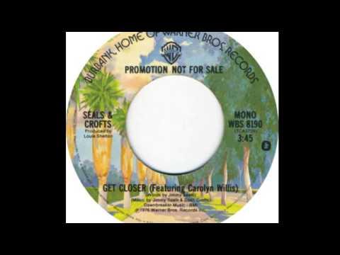 Seals & Crofts - Get Closer (Featuring Carolyn Willis) HQ 1976