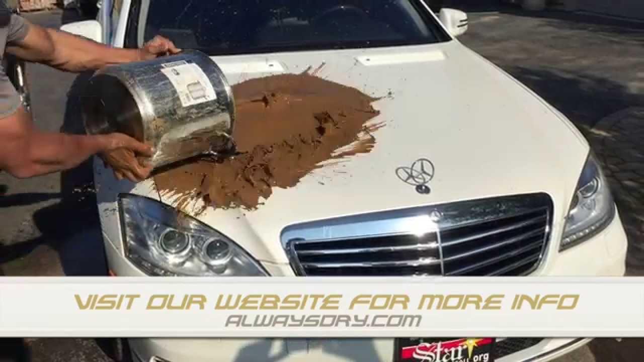 Ceramic Car Wax >> Protect Your Car W 9h Ldc Never Wax Again Alwaysdry Com Youtube