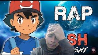 Rap de ash/satoshi 2019 | pokemon sol y luna | doblecero (video reaccion de la hora de yop yop)