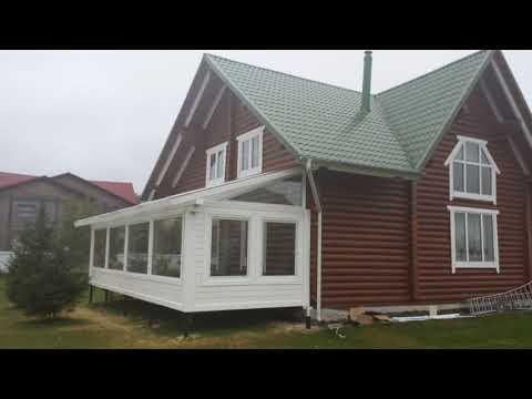 Веранда пристроенная к дому: 60 фото интересных дизайнерский решений (Veranda attached to the house)