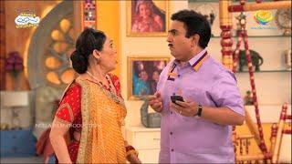 Jetha ko Apsara ka Phone | Taarak Mehta Ka Ooltah Chashmah | TMKOC Comedy| तारक मेहता का उल्टा चश्मा