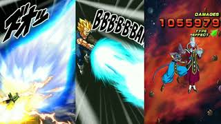 Top 10 Ultra Super Attacks in Dokkan Battle!