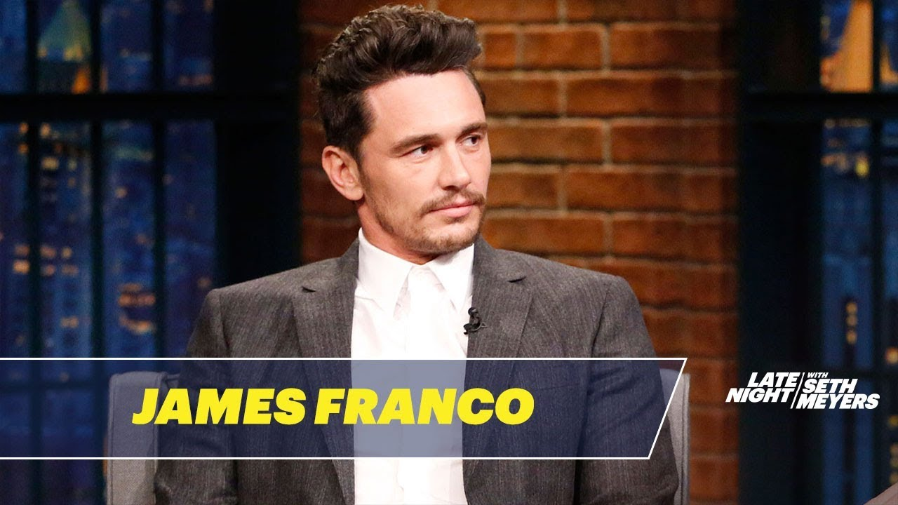 James Franco Addresses His Sexual Misconduct Allegations ...