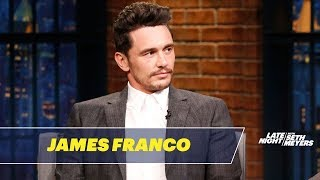 James Franco Addresses His Sexual Misconduct Allegations thumbnail