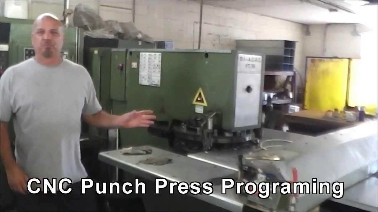 Sheet Metal Punch Press Cnc Punching Manufacturing