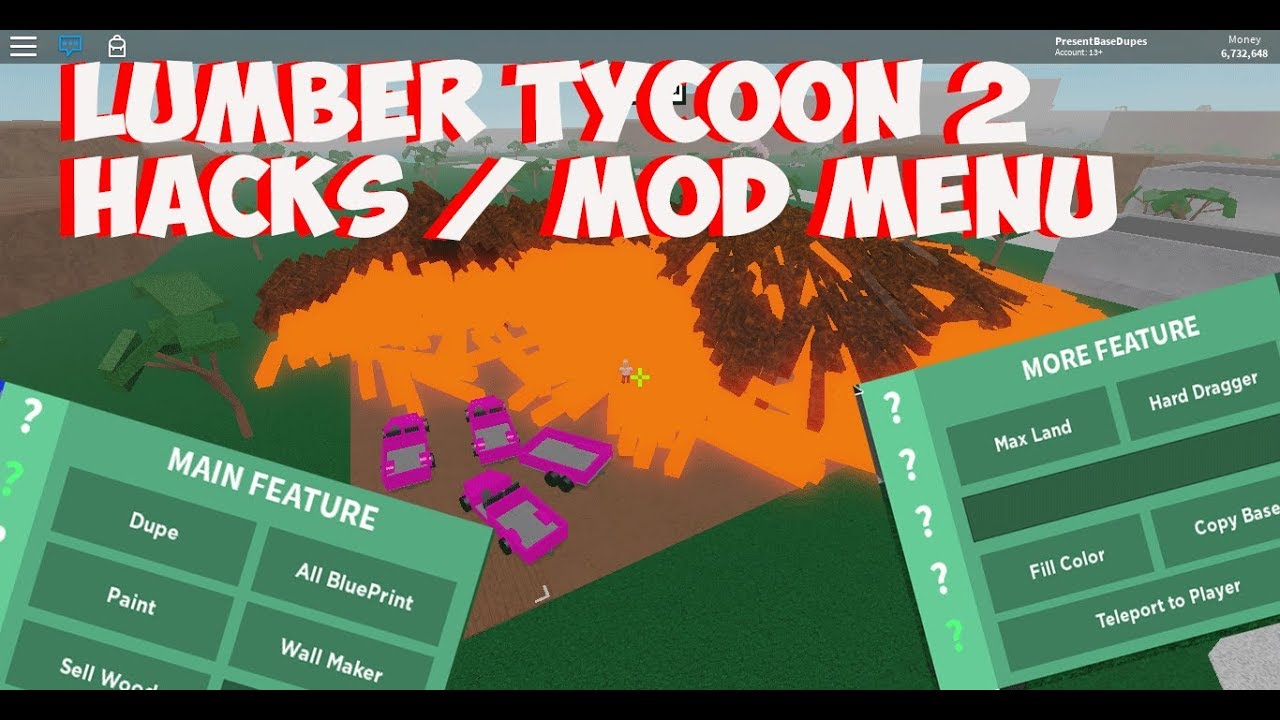 Roblox Speed Hack 2018 Lumber Tycoon 2 Roblox Lumber Tycoon 2 Hack Glitch Spawn Wood Speed Run God Axe Tp And More Youtube