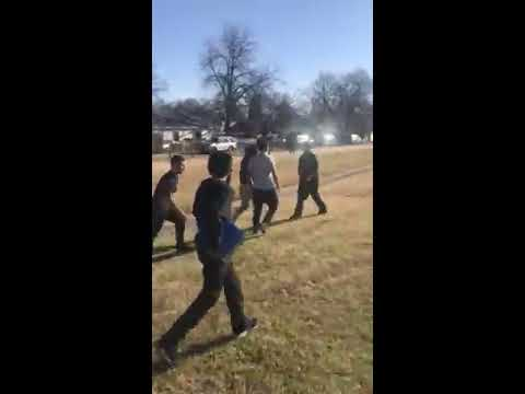 Old East Dallas Fight
