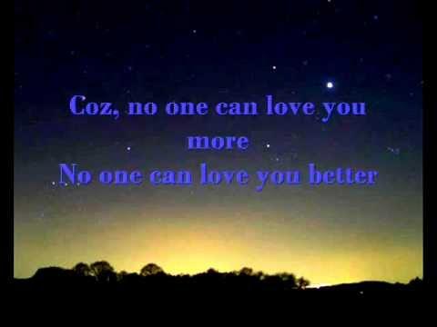 No One Can Love You More - Menudo (with Lyrics)