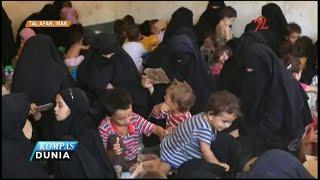 Download Video ISIS dan Anggota Keluarga Mereka Serahkan Diri ke Irak MP3 3GP MP4