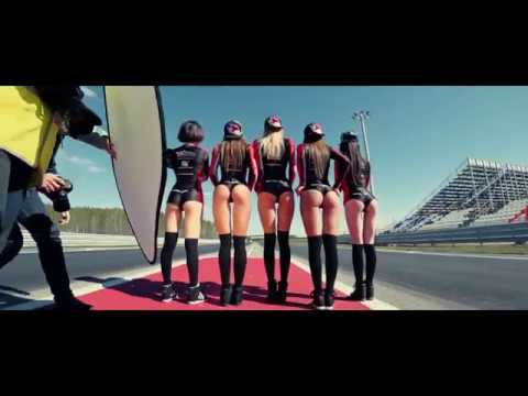 HOT GRID GIRLS NRING 2017