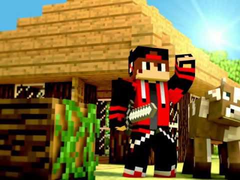Rap Minecraft:música do play tauz canal dele na Descrição