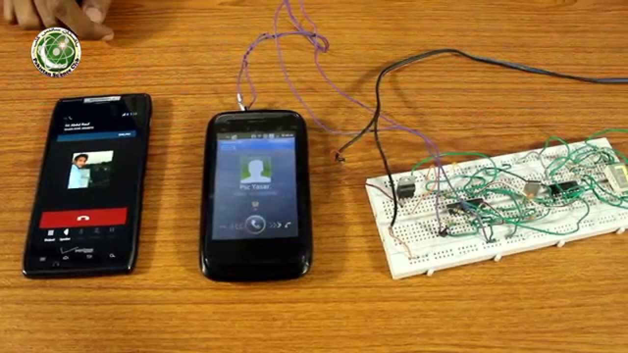 Dtmf Based Project By Pak Science Club Remote Control System