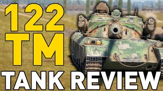 122 TM - Tank Review - World of Tanks