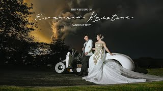 Evan and Kristine | On Site Wedding Film by Nice Print Photography