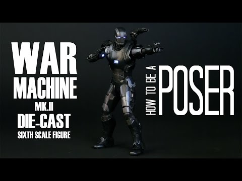 Marvel's War Machine Shows Off! - How To Be A Poser