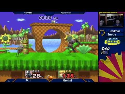 CZPM113 Round Robin: Dox (Wolf) vs Merlin (ZSS)