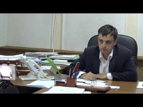 Горячая встреча с главой администрации Барановского сельсовета. Сочи.
