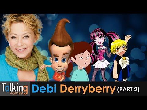 Debi Derryberry   Talking Voices (Part 2)