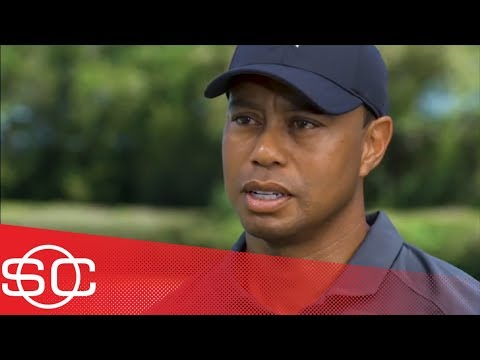 Tiger Woods tells Marty Smith he's 'close to putting it all together' | SportsCenter | ESPN