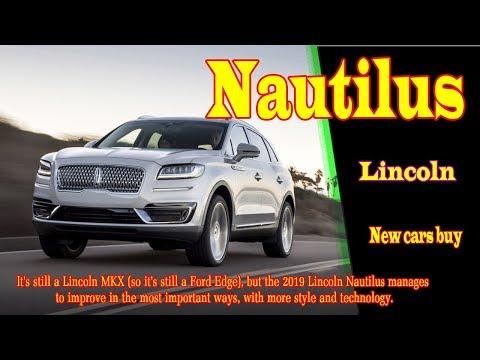 2019 lincoln nautilus review | 2019 lincoln nautilus test drive | 2019 lincoln nautilus vs aviator