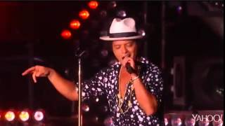 Bruno Mars - Natalie Live at Rock in Rio USA 2015