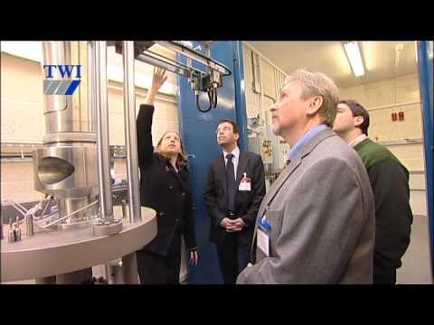 Under great pressure - TWI's Hydrogen test facility