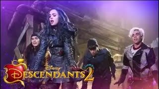 Descendants 2 - Its Going Down - Back to the Isle -  CLIP