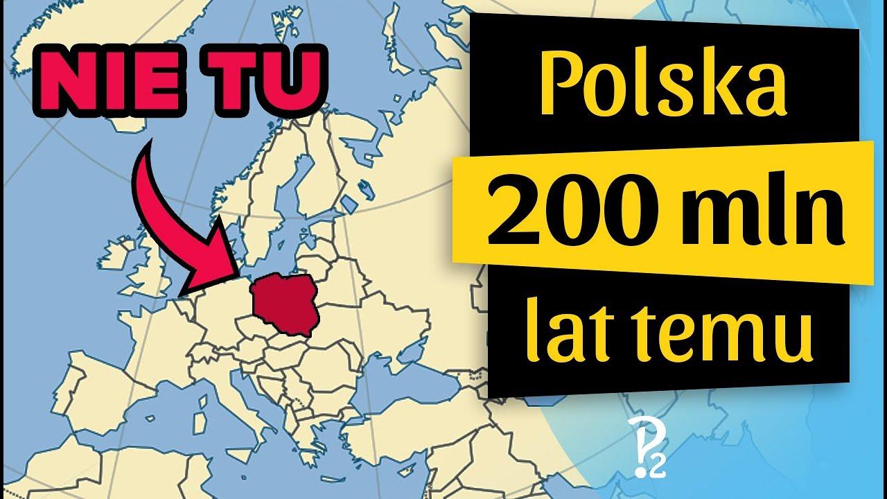 Gdzie Polska leżała 200 mln lat temu?
