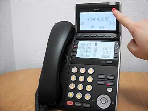 how to cancel a message notification light on sv8100 sv9100 nec rh youtube com NEC SV8100 Cordless DECT Mobility NEC SV8100 Telephone Button Guide
