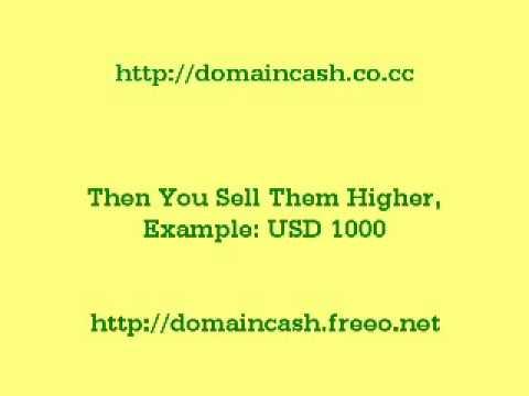 Domain Trading, Few Capital? Help Is Here: