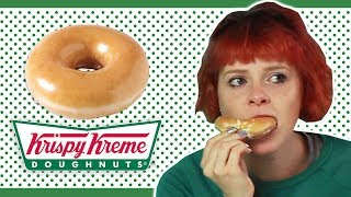 Download Irish People Try Krispy Kreme Donuts For The First Time Mp3 and Videos