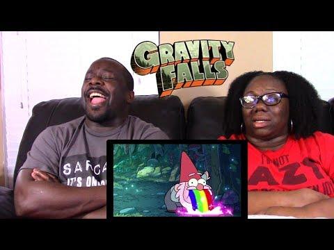 Gravity Falls 1x1 REACTION {Pilot}