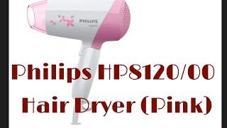 Philips HP8120/00 Hair Dryer Pink