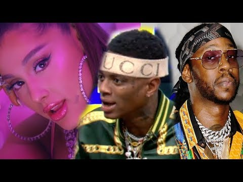 Ariana Grande 7 Rings Gets Exposed For Copying Soulja Boy & 2 Chain - Culture Vulture