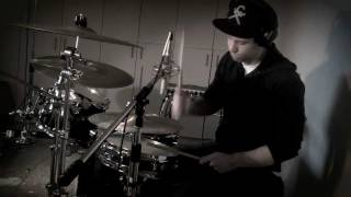 Reggae Drum Lesson - One Drop (with Cool Hi Hat Pattern)