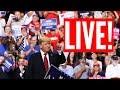 FULL SPEECH 🔴  President Donald Trump MASSIVE Rally in Montoursville Pennsylvania