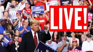 🔴 LIVE NOW: President Donald Trump MASSIVE Rally in Montoursville Pennsylvania