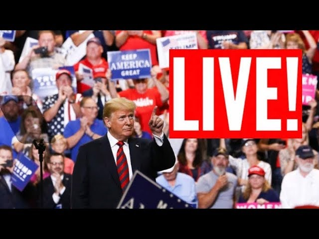 🔴 LIVE NOW: President Donald Trump MASSIVE Rally in Montoursville Pennsylvania
