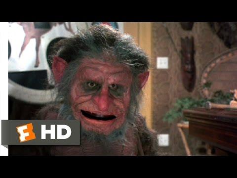 Troll (3/10) Movie CLIP - What Death Looks Like (1986) HD