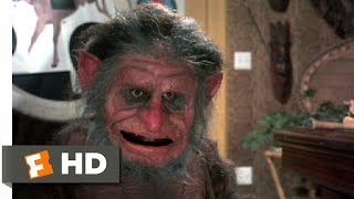 Troll (3/10) Movie CLIP - What Death Looks Like (1986) HD