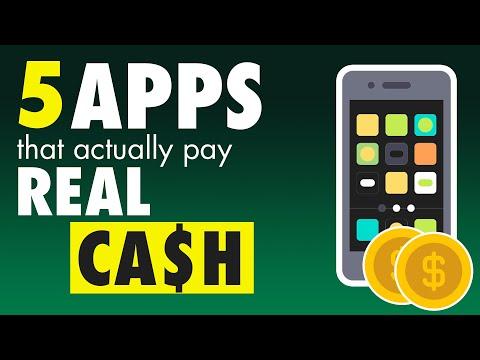 5 Best Apps To Make Money Online | Best Apps To Earn Online