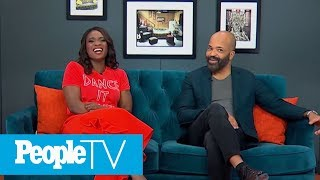 Jeffrey Wright Recounts Meeting 'Basquiat' Co-Star David Bowie   PeopleTV   Entertainment Weekly