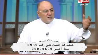 بالفيديو.. خالد الجندي يكشف عن وفاة 'ملوكي' لإمام مسجد