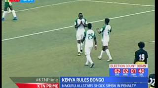 Three Kenyan clubs qualify for the semi finals in the Sportpesa super cup