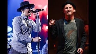 Linkin Park Vs Stone Sour Mashup Through The End In The End Through Glass