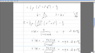 Classical Mechanics, Lecture 9: Kepler's Laws. Planetary Orbits. Non-inertial Reference Frames.