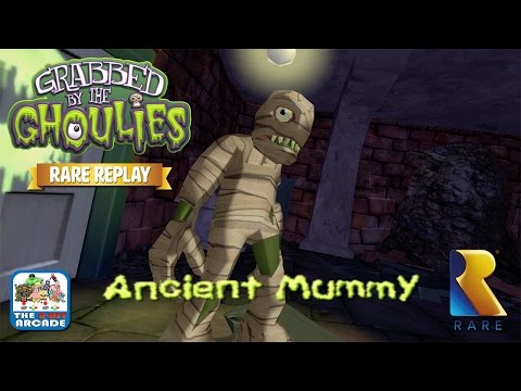 Rare Replay: Grabbed By The Ghoulies - Ancient Mummy In The Cellar (Xbox One Gameplay) - Part 3