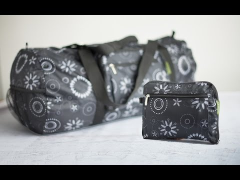 The Duffster - Compact Duffle Bag