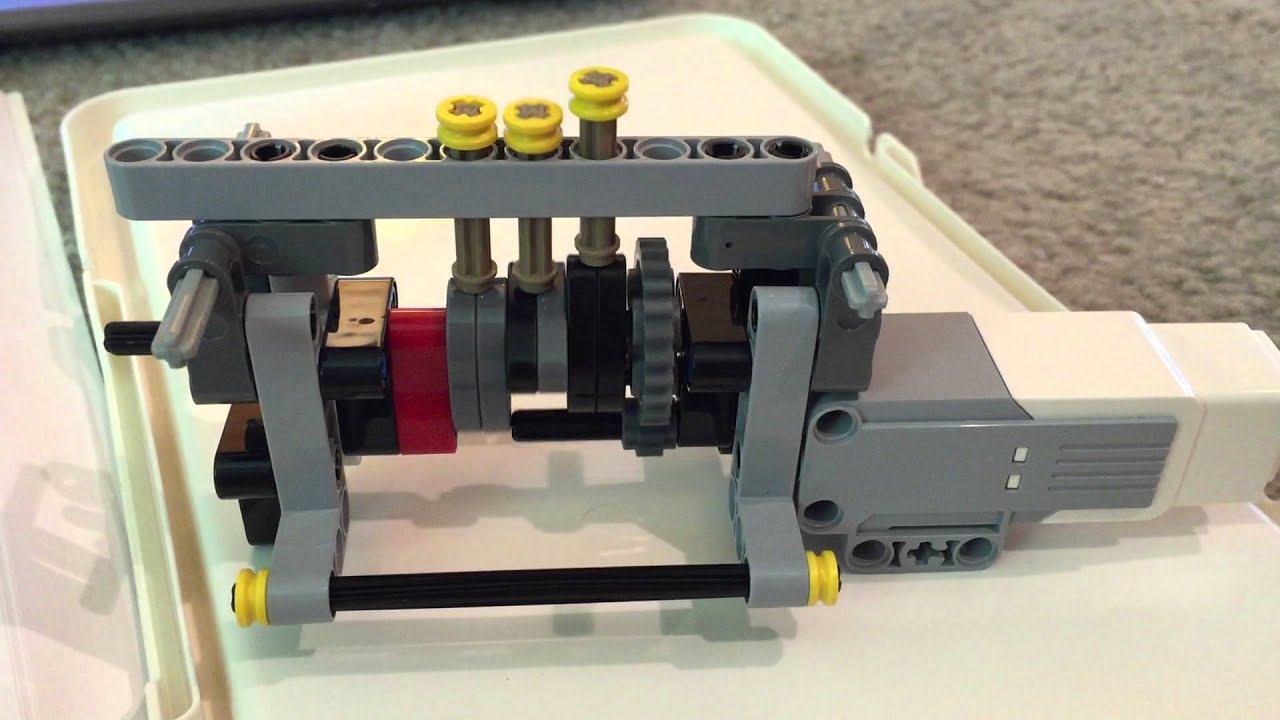 Take Lego Power Functions to the Next Level! - GeekMom